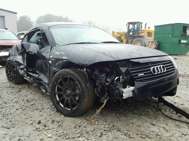 Auto Auction Ended on VIN: TRUUC28N8Y1012235 2000 AUDI TT QUATTRO in
