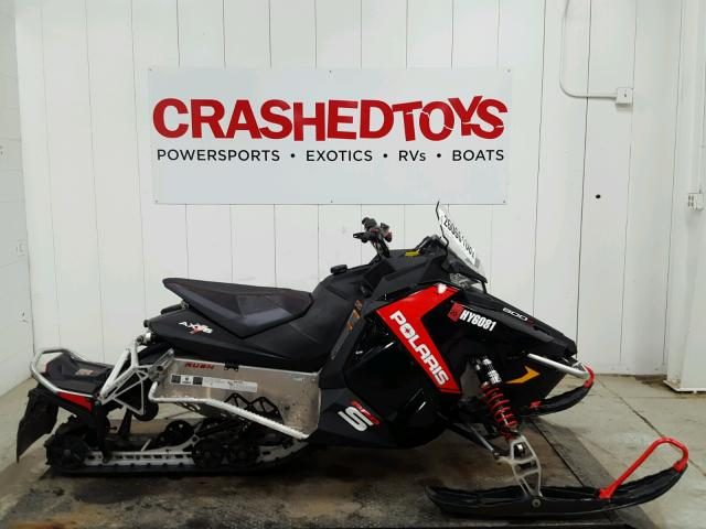 Salvage cars for sale from Copart East Bethel, MN: 2015 Polaris 800