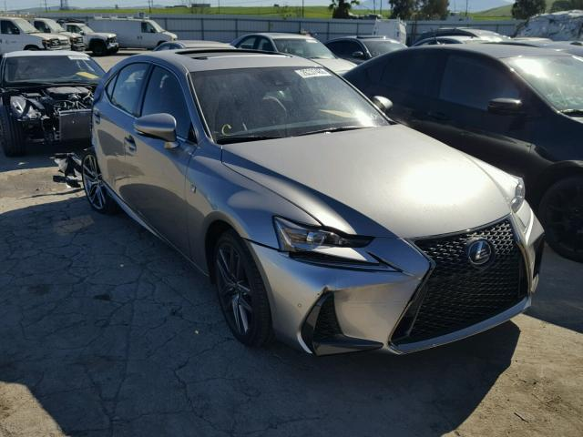 Auto Auction Ended On Vin Jthba1d29j5068257 2018 Lexus Is 200t In