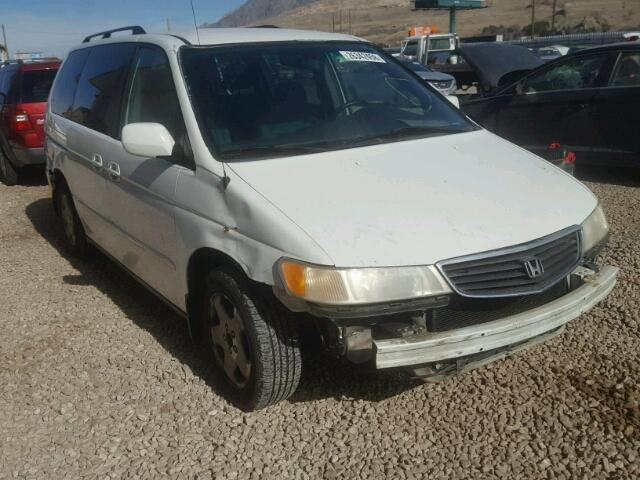 9953e3aebc 2HKRL1864YH528264 2000 Honda Odyssey Ex in UT