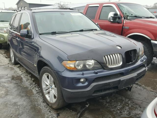 Auto Auction Ended On Vin 5uxfe43598l003126 2008 Bmw X5 3