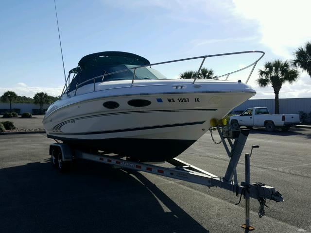 Salvage 1998 Sea Ray BOAT for sale