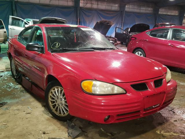 2001 PONTIAC GRAND AM S 2.4L