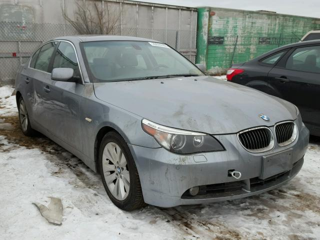WBANBXB GRAY BMW I On Sale In MN - 545 bmw