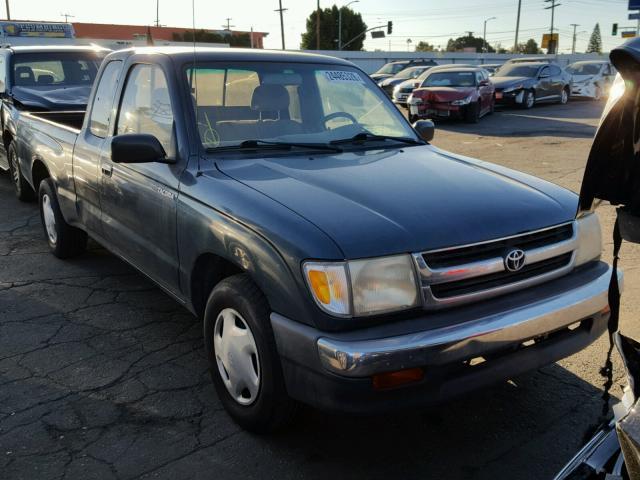 Auto Auction Ended on VIN: 4TAVL52N4WZ174673 1998 Toyota