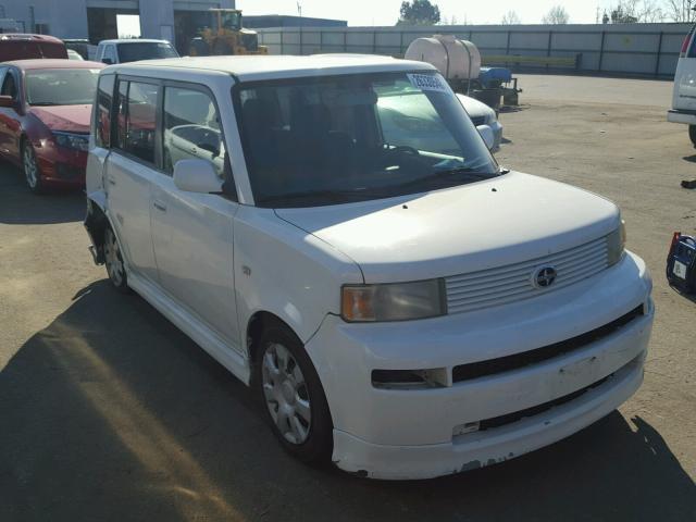 2006 TOYOTA SCION XB 1.5L