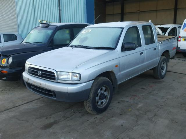 Photos For 2002 Mazda B2500 Doub Salvage Car Auctions Uk Copart Uk