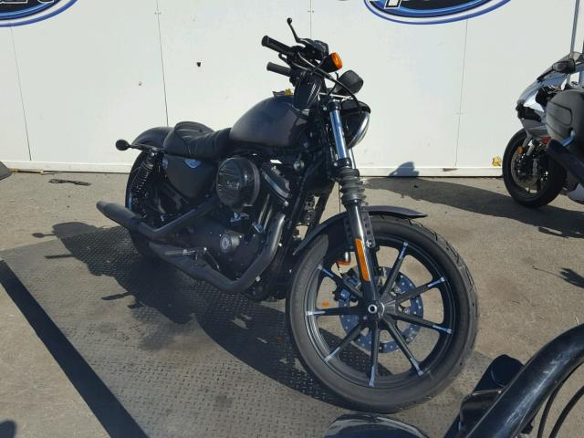 2017 HARLEY-DAVIDSON XL883 IRON 883 For Sale | CA - VAN NUYS ...