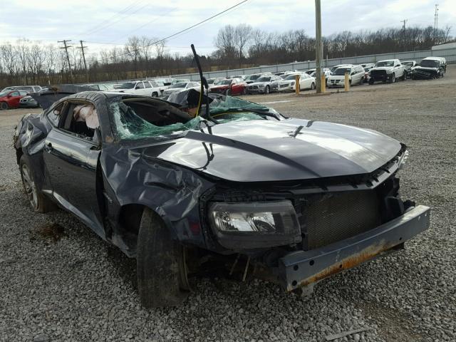 Auto Auction Ended On Vin 2g1fc1e33e9318582 2014 Chevrolet Camaro Lt In Ca Fresno