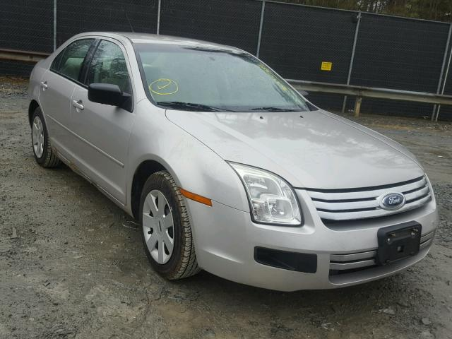 auto auction ended on vin: 3fahp06zx7r181175 2007 ford fusion