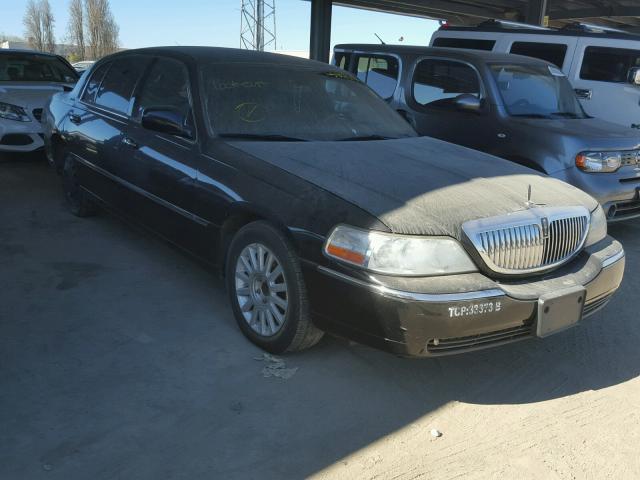 2004 Lincoln Town Car Executive L
