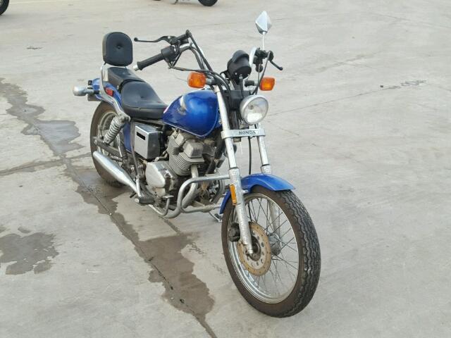 Salvage 1986 Honda CMX250 C for sale