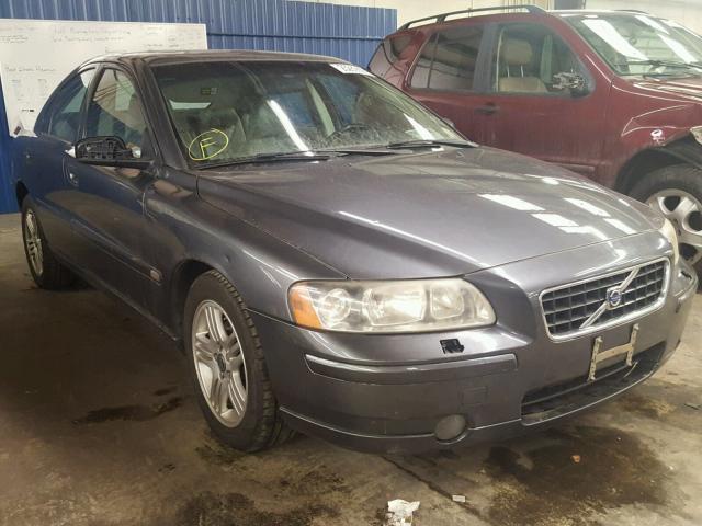 2005 VOLVO S60 2.5T 2.5L