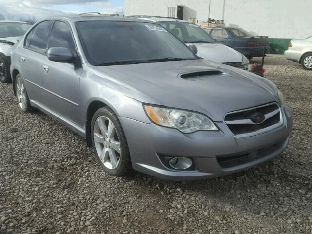 Auto Auction Ended On Vin 4s3bl676684204304 2008 Subaru Legacy Gt