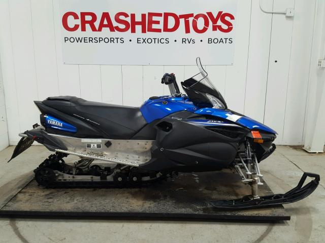 Salvage cars for sale from Copart East Bethel, MN: 2011 Yamaha Apex