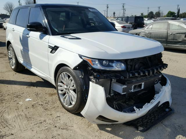 Auto Auction Ended On VIN SALWVEFEA LAND ROVER RANGE - Range rover repair los angeles