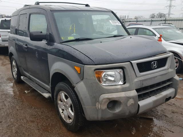 Auto Auction Ended On Vin 5j6yh18253l015842 2003 Honda Element Dx