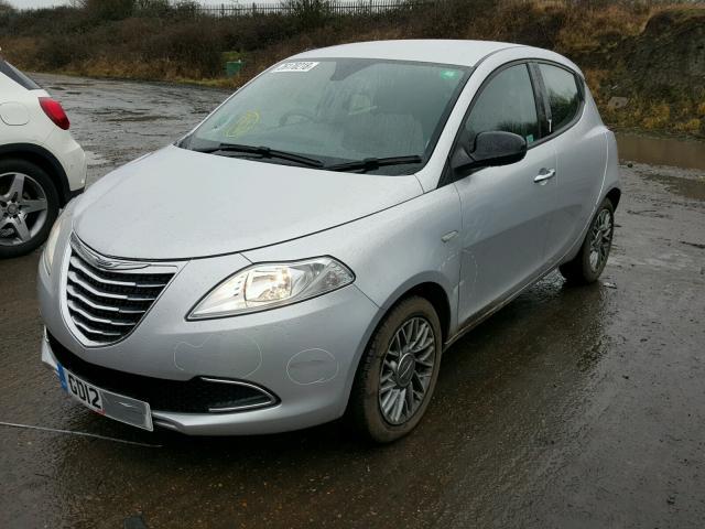2012 Chrysler Ypsilon Se For Sale At Copart Uk Salvage Car Auctions