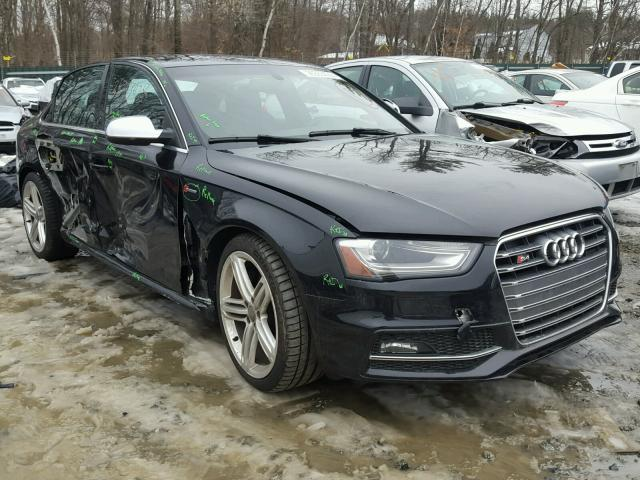 2014 AUDI S4 PREMIUM PLUS For Sale | NH - CANDIA - Salvage