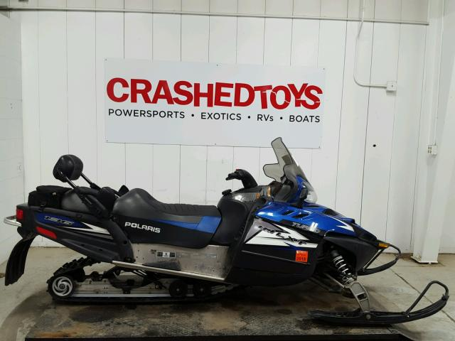 Salvage cars for sale from Copart East Bethel, MN: 2013 Polaris IQ 750