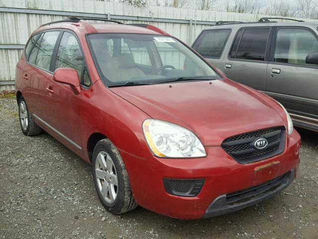 Auto Auction Ended On Vin Knafg525277071792 2007 Kia Rondo Base In