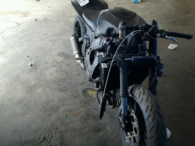 2007 SUZUKI GSX-R600 4
