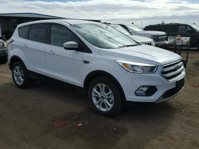 2017 FORD ESCAPE SE 1.5L