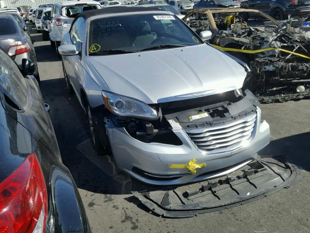 2012 CHRYSLER 200 TOURIN 2.4L
