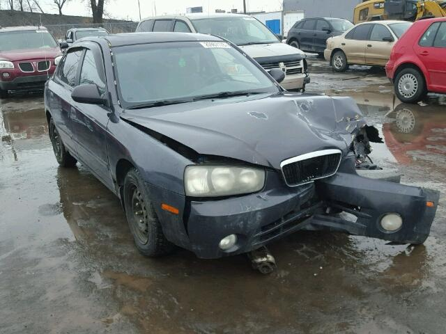 auto auction ended on vin kmhdn45d72u299855 2002 hyundai elantra gl in qc montreal 2002 hyundai elantra gl