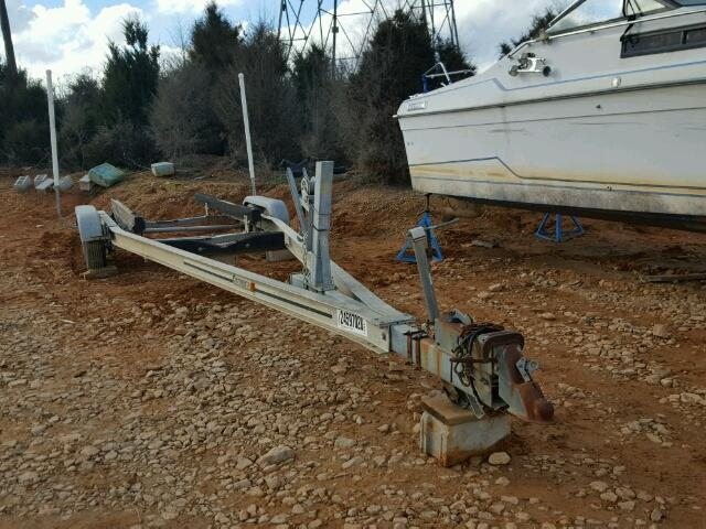 Salvage 1983 Boat TRAILER for sale