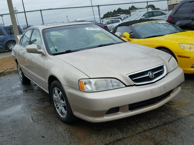 Auto Auction Ended On VIN UUAYA ACURA TL In IL - 2000 acura tl hood