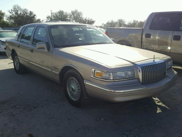 Auto Auction Ended On Vin 1lnlm82w0vy654938 1997 Lincoln Town Car S