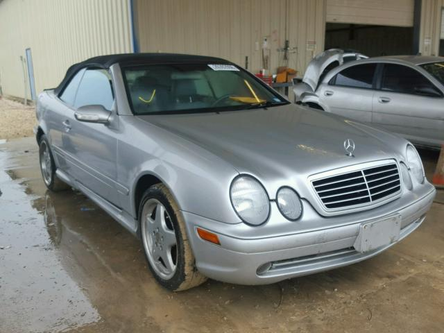 2001 Mercedes Benz Clk 430 4 3l