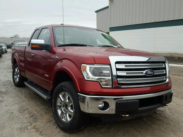 2013 ford f150 super cab for sale ny rochester salvage cars copart usa. Black Bedroom Furniture Sets. Home Design Ideas