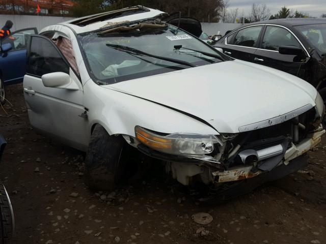 UUAA WHITE ACURA TL On Sale In CT HARTFORD - 2004 acura tl for sale by owner