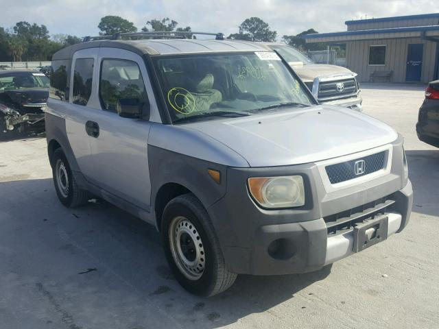 2003 HONDA ELEMENT DX 24L