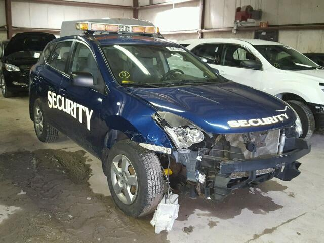 Auto Auction Ended On Vin Jn8as58t49w043278 2009 Nissan Rogue S In