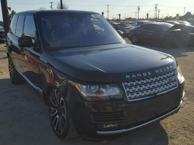 Auto Auction Ended On VIN SALGSEFGA LAND ROVER RANGE - Range rover repair los angeles