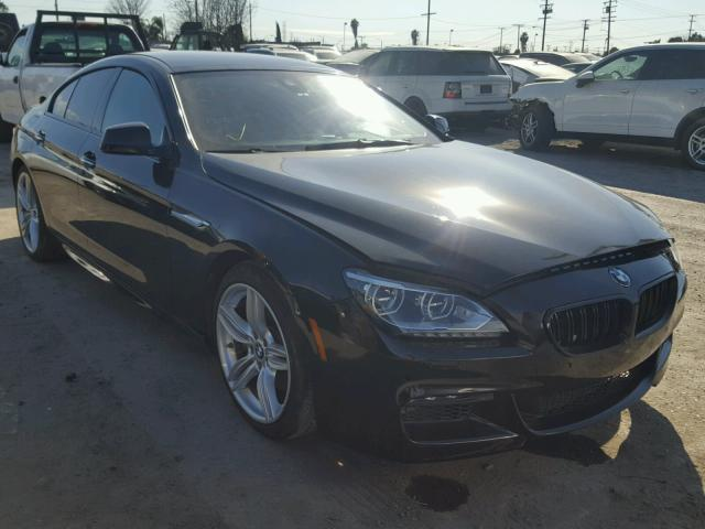 BMW I For Sale CA LOS ANGELES Salvage Cars Copart USA - 2014 bmw 650