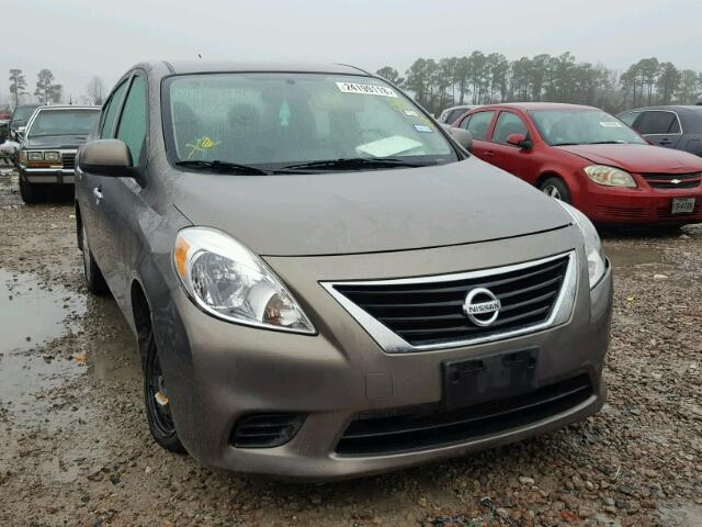 Auto Auction Ended On Vin 3n1cn7ap2cl894208 2012 Nissan Versa S In