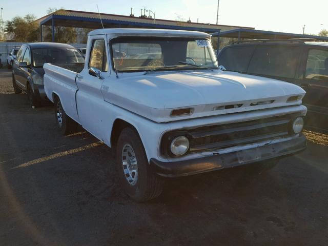 Auto Auction Ended On Vin C1545z173021 1965 Chevrolet C10