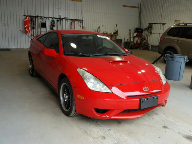 2004 TOYOTA CELICA GT 1.8L