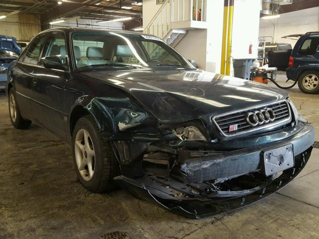 Auto Auction Ended On Vin Wauka84a9sn059848 1995 Audi S6 In Co