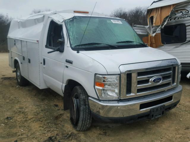 Salvage 2014 Ford ECONOLINE for sale