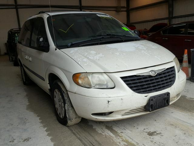 2004 CHRYSLER TOWN & COU 3.3L