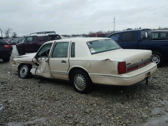 1996 Lincoln Town Car Cartier Photos Salvage Car Auction Copart Usa