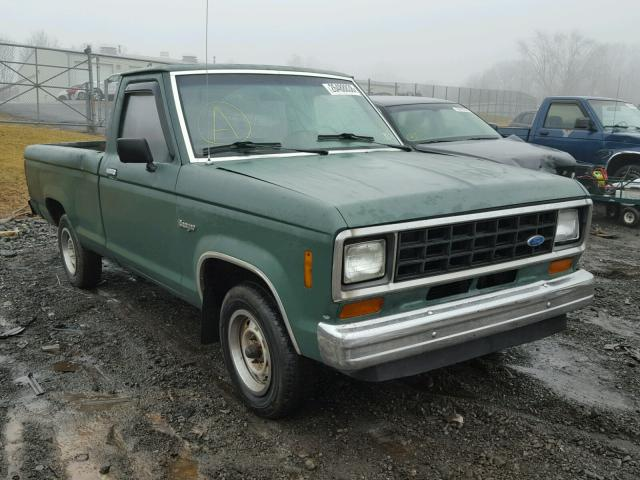 1984 ford ranger for sale pa philadelphia salvage cars copart usa. Black Bedroom Furniture Sets. Home Design Ideas