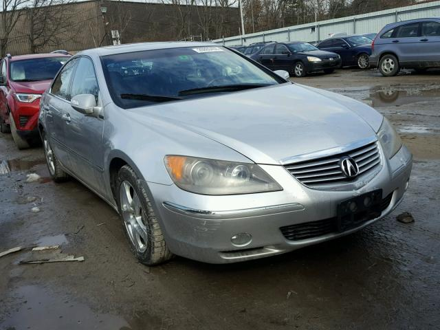 ACURA RL For Sale MA WEST WARREN Salvage Cars Copart USA - 2005 acura rl for sale by owner