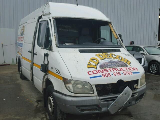 WDYPD744455826793 2005 Freightliner Sprinter 2 in NJ