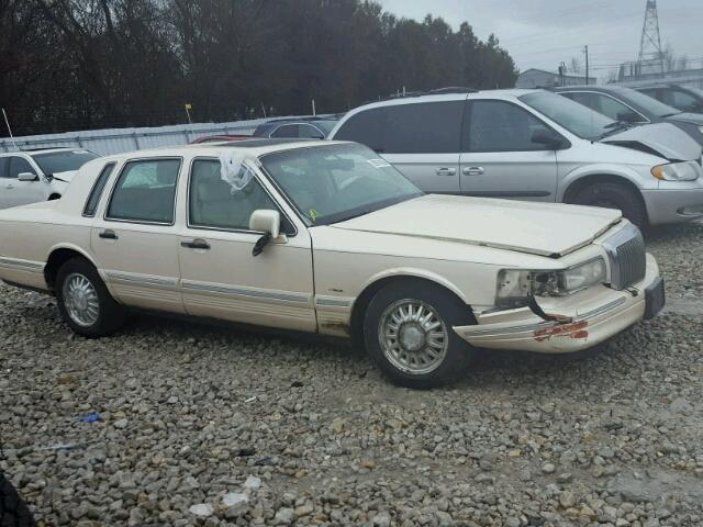 1996 Lincoln Town Car Cartier For Sale On London Salvage Cars